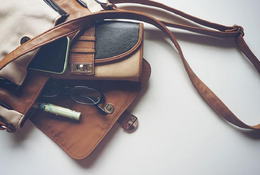sacs bandoulière personnalisés en cuir femme