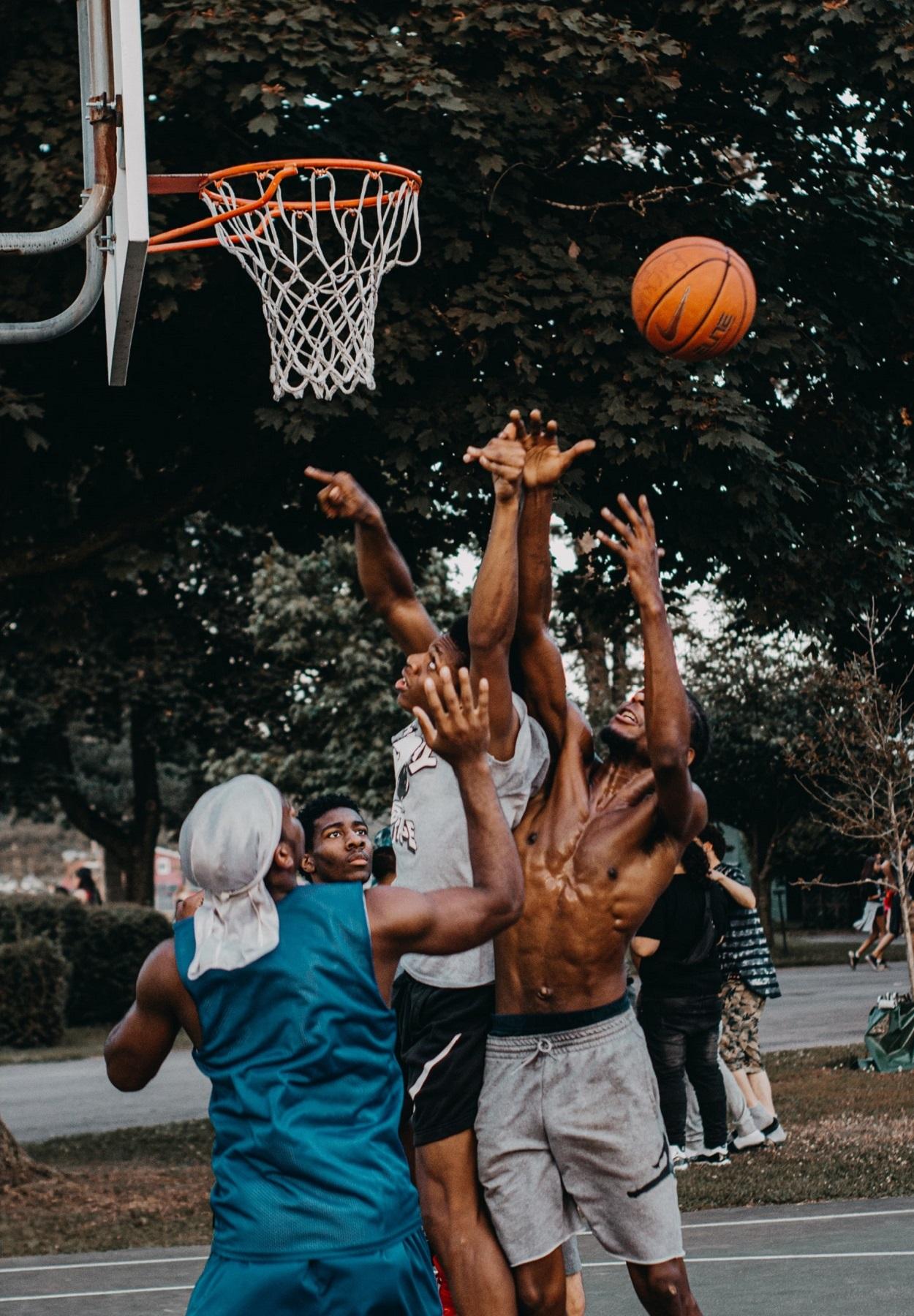 Vêtement de basketball