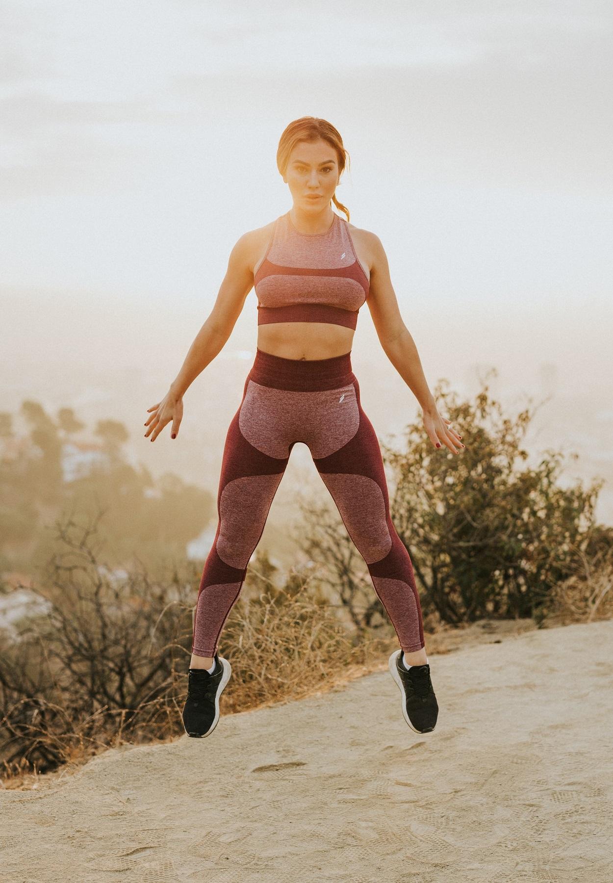 Vêtement de Fitness Femme Homme