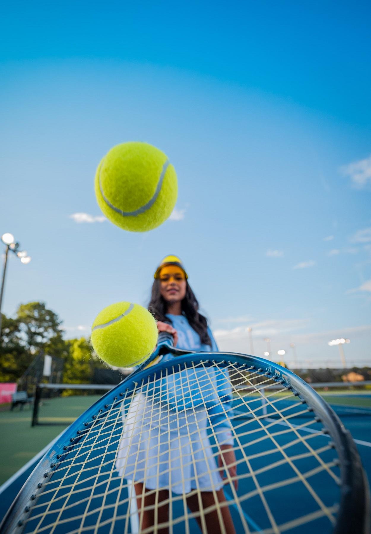 Vêtements et équipement de tennis